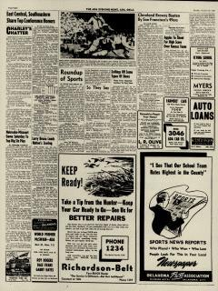 Ada Evening News, October 28, 1946, Page 8
