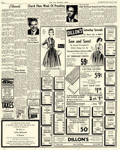 Ada Evening News, February 02, 1962, Page 8