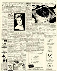 Ada Evening News, February 07, 1962, Page 6