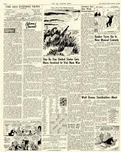 Ada Evening News, February 12, 1962, Page 4