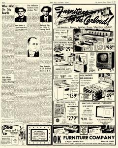 Ada Evening News, February 18, 1962, Page 8