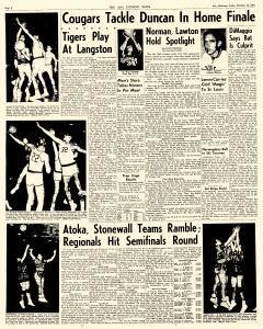 Ada Evening News, February 23, 1962, Page 8