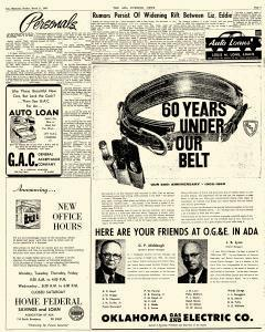 Ada Evening News, March 11, 1962, Page 5