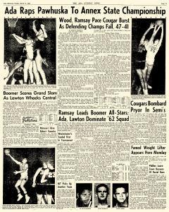 Ada Evening News, March 11, 1962, Page 11