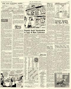 Ada Evening News, March 16, 1962, Page 3