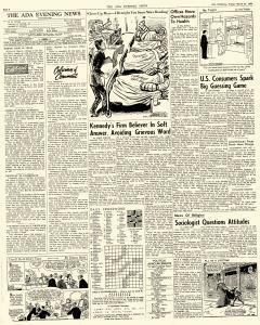 Ada Evening News, March 23, 1962, Page 4