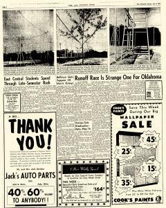 Ada Evening News, May 06, 1962, Page 6
