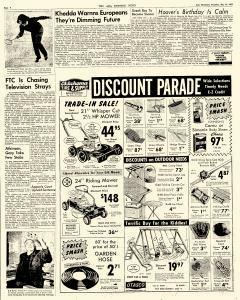 Ada Evening News, May 10, 1962, Page 6