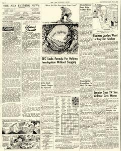 Ada Evening News, May 15, 1962, Page 4