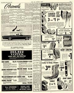Ada Evening News, May 20, 1962, Page 3
