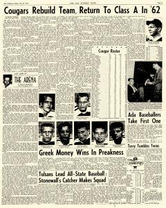 Ada Evening News, May 20, 1962, Page 11