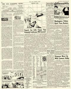 Ada Evening News, May 22, 1962, Page 4