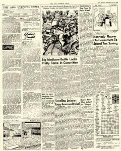 Ada Evening News, June 13, 1962, Page 4