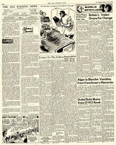Ada Evening News, June 17, 1962, Page 4