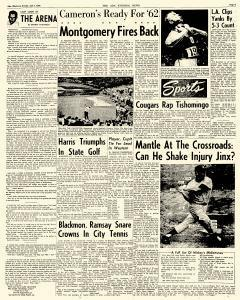 Ada Evening News, July 01, 1962, Page 9