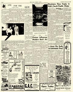 Ada Evening News, July 01, 1962, Page 20