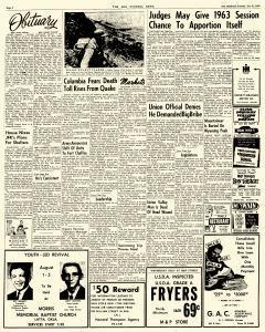 Ada Evening News, July 31, 1962, Page 2