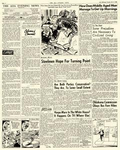 Ada Evening News, July 31, 1962, Page 4