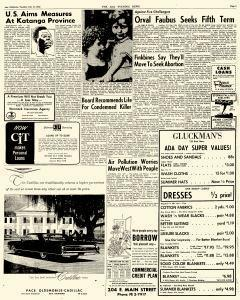Ada Evening News, July 31, 1962, Page 5