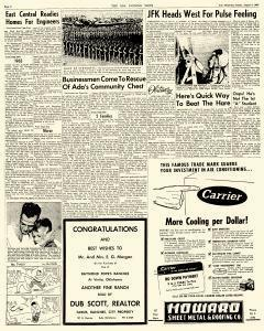 Ada Evening News, August 05, 1962, Page 2