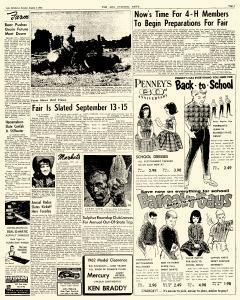Ada Evening News, August 05, 1962, Page 5