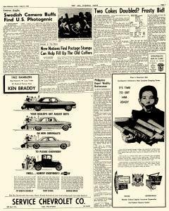 Ada Evening News, August 05, 1962, Page 19