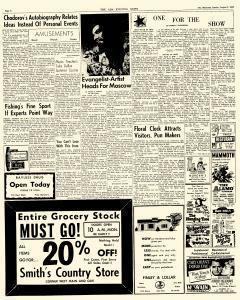 Ada Evening News, August 05, 1962, Page 20