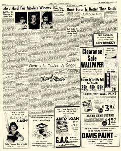 Ada Evening News, August 12, 1962, Page 8