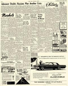 Ada Evening News, October 16, 1962, Page 2