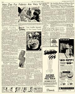 Ada Evening News, October 16, 1962, Page 6