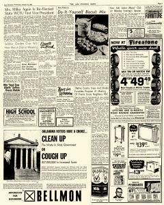Ada Evening News, October 24, 1962, Page 5