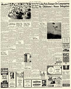 Ada Evening News, October 25, 1962, Page 2