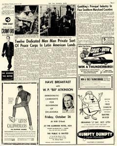 Ada Evening News, October 25, 1962, Page 15