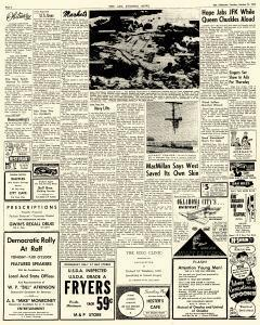 Ada Evening News, October 30, 1962, Page 2