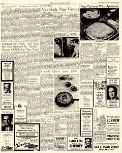 Ada Evening News, October 30, 1962, Page 6