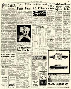 Ada Evening News, October 30, 1962, Page 7
