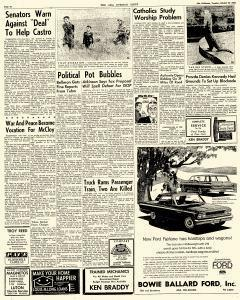 Ada Evening News, October 30, 1962, Page 10