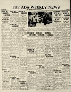 Ada Weekly News, June 14, 1934, Page 2