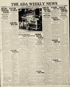 Ada Weekly News, July 26, 1934, Page 2