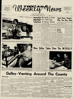 Ada Weekly News, March 31, 1960, Page 2
