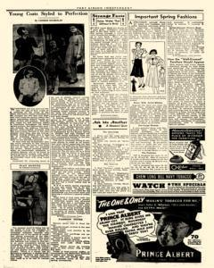 Fort Gibson Independent, April 21, 1938, Page 7