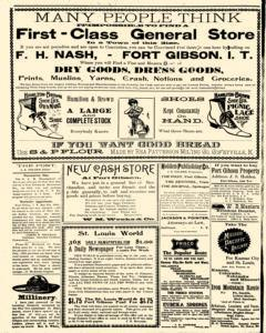 Fort Gibson Post, May 11, 1904, Page 8