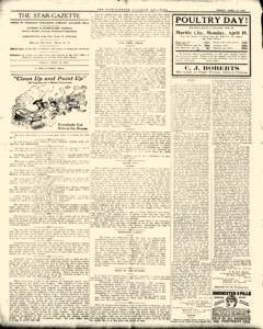 Star Gazette, April 16, 1915, Page 4