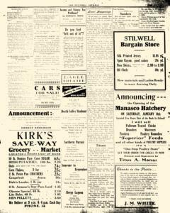 Stilwell Democrat Journal, January 07, 1944, Page 4