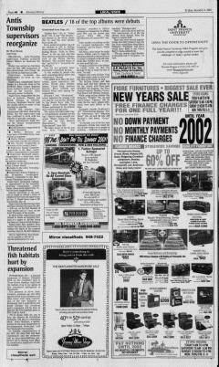 Altoona Mirror, January 05, 2001, Page 16