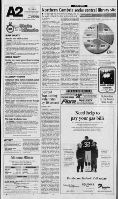 Altoona Mirror, January 08, 2001, Page 4