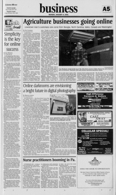 Altoona Mirror, January 08, 2001, Page 10