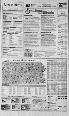 Altoona Mirror, April 06, 2001, Page 4