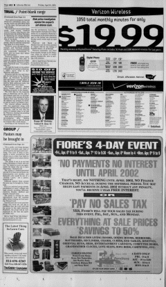 Altoona Mirror, April 06, 2001, Page 24