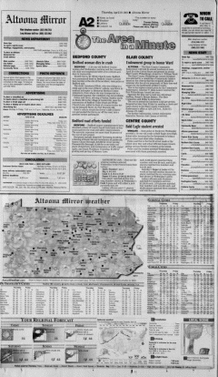 Altoona Mirror, April 19, 2001, Page 4